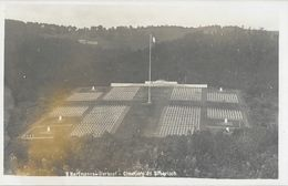 Cimetière Du Silberloch - Hartmannswillerkopf - Tampon Souvenir Français - Carte Photo Non Circulée - Oorlogsbegraafplaatsen
