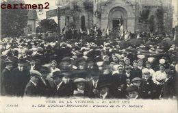 LES LUCS-SUR-BOULOGNE FETE DE LA VICTOIRE 85 VENDEE - Les Lucs Sur Boulogne