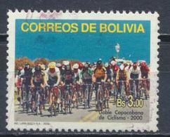 °°° BOLIVIA - Y&T N°1049 - 2000 °°° - Bolivien