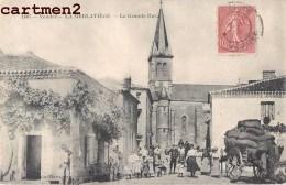 LA MERLATIERE LA GRANDE RUE ANIMEE 85 VENDEE - France