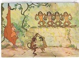 WAL  DISNEY   LE  LIVRE  DE LA JUNGLE     TBE  1I853 - Disneyworld