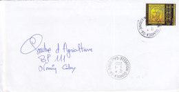 Nouvelle Calédonie, Lettre De DUMBEA GUICHET ANNEXE, 2001 ( NC24) - Neukaledonien