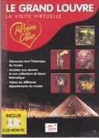 DVD  LE GRAND LOUVRE (2 CD-ROM PC) - Documentary