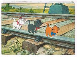 WALT  DISNEY  LES ARISTOS CHATS 1979   BE  1O340 - Disneyworld