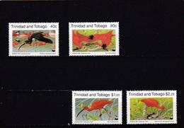Trinidad Y Tobago Nº 639 Al 642 - Trinidad Y Tobago (1962-...)