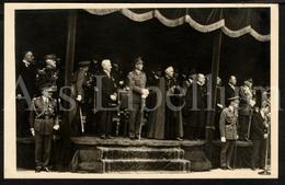 Postcard / ROYALTY / Belgique / België / Koning Leopold III / Roi Leopold III / Croix De Feu / 1936 - Characters