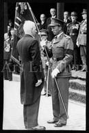 Real Photo / ROYALTY / Belgique / België / Koning Leopold III / Roi Leopold III / Croix De Feu / 1936 - War, Military