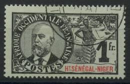 Haut Sénégal Et Niger (1906) N 15 (o) - Haut-Sénégal Et Niger (1904-1921)
