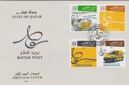 Qatar Post - Modern Life Delivered - Qatar