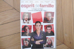 DVD Esprit De Famille Avec Claire Danes Diane Keaton Sarah Jessica Parker Luke Wilson - Comme Neuf - Cómedia