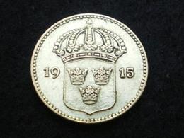 10 ORE ARGENT SUEDE 1915   ( Lot Plrg3/29 ) - Suède