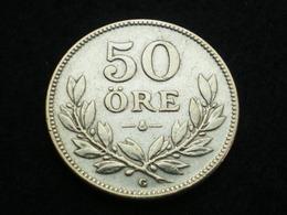 50 ORE ARGENT SUEDE 1939    ( Lot Plrg3/33 ) - Suède