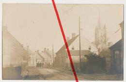 PostCard - Ruddervoorde - Original Foto - 1918 - Oostkamp