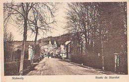 Malmedy   1502         Route De Stavelot. Hôtel Du Cheval Blanc - Malmedy