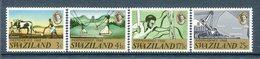 Swaziland 1968 Independence Set MNH (SG 137-140) - Swaziland (...-1967)