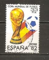 España/Spain-(usado) - Edifil  2645 - Yvert  2273 (o) - 1931-Hoy: 2ª República - ... Juan Carlos I