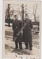 Lietuva. 1942-1944. Lietuviai Su Vokiečių Uniforma. Vieta Nežinoma. Mažo Formato Foto. - Lithuania