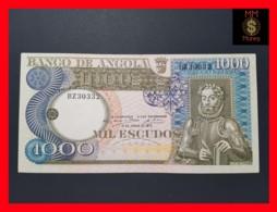 ANGOLA 1.000 1000 Escudos 10.6.1973 P. 108 UNC - Angola