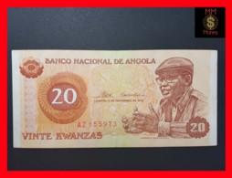 ANGOLA 20 Kwanzas 11.11.1976 P. 109 VF - Angola
