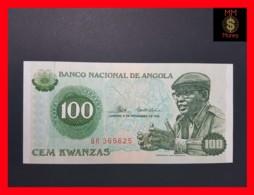 ANGOLA 100 Kwanzas 11.11.1976 P. 111 UNC - Angola