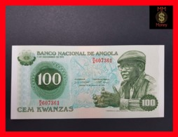 ANGOLA 100 Kwanzas 14.8.1979 P. 115 UNC - Angola