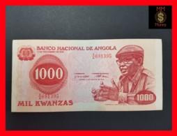 ANGOLA 1.000 1000 Kwanzas 14.8.1979 P. 117 VF - Angola