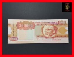 ANGOLA 500.000 500000 Kwanzas 4.2.1991 P. 134  UNC - Angola