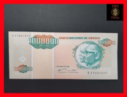 ANGOLA 1.000.000 1000000 Kwanzas Reajustados 1.5.1995 P.141 UNC - Angola