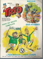 TRIO  N° 13   -   1977  VENTILLARD - Zeitschriften & Magazine