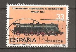 España/Spain-(usado) - Edifil  2672 - Yvert  2294 (o) - 1931-Hoy: 2ª República - ... Juan Carlos I