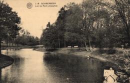 BELGIQUE - BRUXELLES - SCHAERBEEK - SCHAARBEEK - Lac Au Parc Josaphat. - Schaarbeek - Schaerbeek