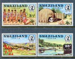 Swaziland 1972 Tourism Set MNH (SG 194-197) - Swaziland (1968-...)