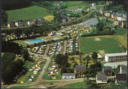 Troisvierges Centre De Loisirs,Camping, Carte Semi-moderne, Non Postée  (2scans) - Troisvièrges