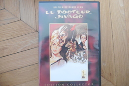 DVD Le Docteur Jivago De David Lean Avec Omar Sharif Julie Christie Geraldine Chaplin - Edition Collector 2 DVD - Classic