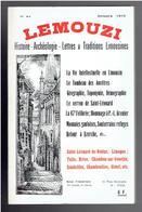 LEMOUZI 1972 SAINT LEONARD DE NOBLAT LIMOGES TULLE BRIVE CHAMBON SUR VOUCIZE SOUDEILLES CHAMBOULIVE GIMET MILLEVACHES - Limousin