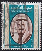 D0266 KUWAIT 1978, SG806 Sheikh Jabir, Used - Kuwait