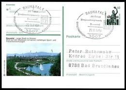 84517) BRD - P 139 - T2/27 - Ortsgleich OO Gestempelt - 3507 / 34225 Baunatal, Stadtpark - [7] West-Duitsland