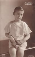 AK Prinz Wilhelm Von Preußen - 1912 (36126) - Königshäuser