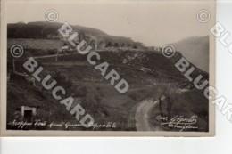 28744 GENOVA 1915 CORNIGLIANO CORONATA FOTO–CARTOLINA SCOPPIO FORTE MONTE GUANO - Genova