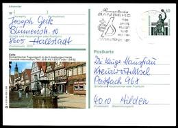 84521) BRD - P 139 - T2/31 - OO Gestempelt - 3100 Celle, Marktplatz - BRD