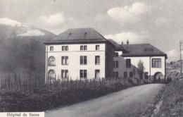Hôpital De Sierre. Nicht Gelaufen - VS Valais