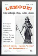 LEMOUZI 1974 MILLEVACHES COLLONGES EYMOUTIERS CHAMBOULIVE CORREZE ALTILLAC AURIAC BORT COMBRESSOL CHAUMEIL GUERRE 1870 - Limousin