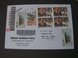 Spain   2002 Cv. To France - 1931-Heute: 2. Rep. - ... Juan Carlos I