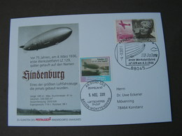 Zeppelin Cv. Hindenburg 2011 - BRD