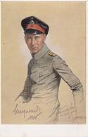 AK Kronprinz Wilhelm - Künstlerkarte - Heeresgruppe Kronprinz Für Verwundeten-Fürsorge - 1915 (36134) - Königshäuser