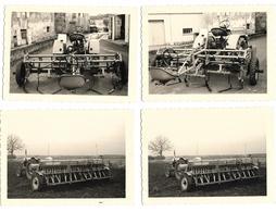 TRACTEUR - Lot De 4 Vues - Tracteurs