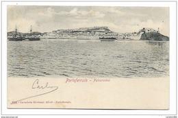 PORTOFERRAIO PANORAMA VIAGGIATA   FP - Livorno