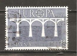 España/Spain-(usado) - Edifil  2757 - Yvert  2368 (o) - 1931-Hoy: 2ª República - ... Juan Carlos I
