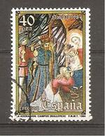 España/Spain-(usado) - Edifil  2777 - Yvert  2395 (o) - 1931-Hoy: 2ª República - ... Juan Carlos I