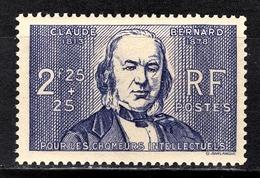 FRANCE 1939 - Y.T. N° 439  - NEUF** - France
